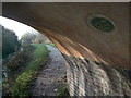 SK7029 : Under Clark's Bridge by Alan Murray-Rust