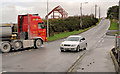 J4376 : Craigantlet crossroads (3) by Albert Bridge