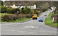 J4376 : Craigantlet crossroads (4) by Albert Bridge