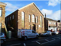 SS8591 : Maesteg Christian Centre (formerly Zion English Baptist) by Jaggery