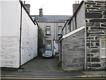 SH5638 : Brecon Place by Alan Fryer
