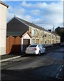 SS8591 : Goodwin Street, Maesteg by Jaggery