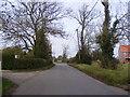 TM1974 : Hoxne Road, Denham by Adrian Cable