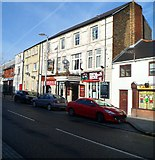 SS8591 : The Maltsters Arms, Maesteg by Jaggery