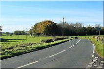 ST7881 : 2011 : B4040 heading west toward Old Sodbury by Maurice Pullin