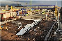 J3271 : New train maintenance depot, Belfast (17) by Albert Bridge