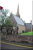 NN1073 : St Andrew's Episcopal Church by N Chadwick