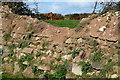 SW6041 : Wall at Menadarva by Graham Horn