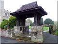 SK8065 : Lych gate, Sutton-on-Trent by Maigheach-gheal