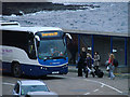 ND1070 : The X99 bus service to Inverness by John Lucas