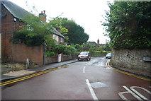 TQ4655 : Church Rd, Brasted by N Chadwick