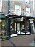 TQ4210 : Cliffe High Street- Southdown Antiques by Basher Eyre