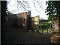 TL8464 : Hole in the barracks wall by John Goldsmith