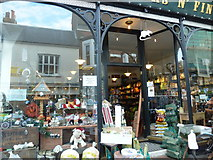 TQ4210 : Cliffe High Street- delightful shop window by Basher Eyre