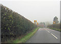 SO3481 : B4368 entering Clunton from the east by John Firth