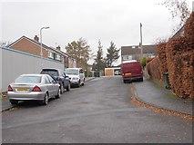 SE1527 : High Fernley Close - High Fernley Road by Betty Longbottom