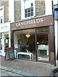 TQ4210 : Cliffe High Street- Langfields by Basher Eyre