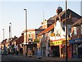 NZ2264 : Shops and flats on West Road, NE4 by Mike Quinn