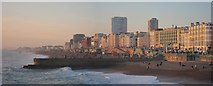TQ3103 : Brighton seafront by Oast House Archive