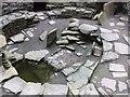 HU4523 : Broch of Mousa - Central floor by Rob Farrow