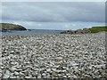 HU4524 : East Ham and its stony beach by Rob Farrow