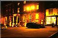 TL8564 : Angel Hotel by night by John Goldsmith
