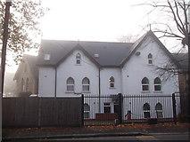 TQ3473 : White Gothic House, Sydenham Hill by David Anstiss