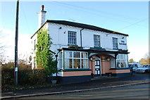 SJ8730 : The Railway Public House at Norton Bridge by Mick Malpass