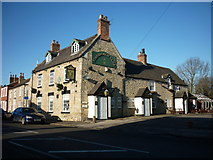 SK5993 : Scarbrough Arms public house, Tickhill by Ian S