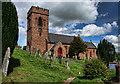 NY5439 : St Nicholas Church by Peter McDermott