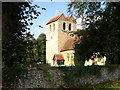 SU7791 : St. Bartholomew's, Fingest, Buckinghamshire by nick macneill