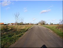 TM2176 : Syleham Road by Adrian Cable