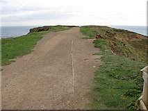 TA1281 : The ever-narrowing headland by Pauline E