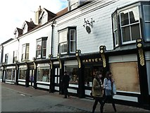 TQ4210 : Cliffe High Street- Harvey by Basher Eyre