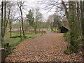NY6862 : Haltwhistle Caravan and Camping Site at Park Burnfoot by Les Hull