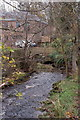 NT3560 : Catcune Mills by the Gore Water by Jim Barton