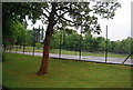SP0683 : Tennis Court, Cannon Hill Park by N Chadwick