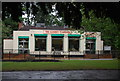 SP0683 : The Garden Tea Room, Cannon Hill Park by N Chadwick
