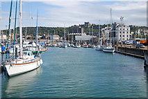 TR3140 : Dover Marina (Wellington Docks) by N Chadwick