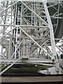 SJ7971 : Detail: Lovell Telescope Jodrell Bank by Peter Turner