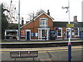 TL0334 : Flitwick Station building by M J Richardson