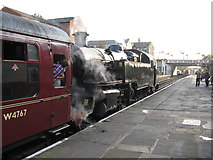 SD8010 : Bury (Bolton Street) station, Lancashire by Dr Neil Clifton