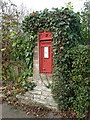 TF0205 : Wothorpe: postbox № PE9 32, Wothorpe Hill by Chris Downer