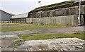 J3476 : Vacant commercial site, Belfast by Albert Bridge