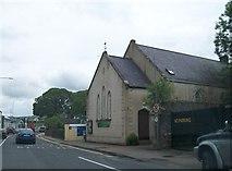G8839 : The Glens Arts Centre, Manorhamilton by Eric Jones