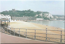 TR3140 : The beach at Dover in 2002 by John Baker