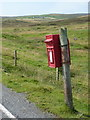 HU3481 : Collafirth: postbox № ZE2 5 by Chris Downer