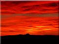 NG4646 : Sunrise over Raasay by John Allan