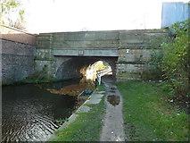 SJ9495 : Manchester Road Roving Bridge by Alexander P Kapp
