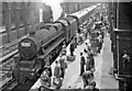 SJ4166 : Chester General with holiday crowds in 1961 by Ben Brooksbank